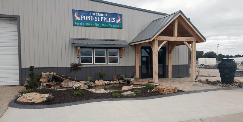 Premiere Aquascapes • Premier Pond Supplies