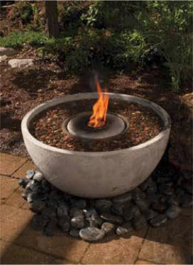 water-fountain-with-fire
