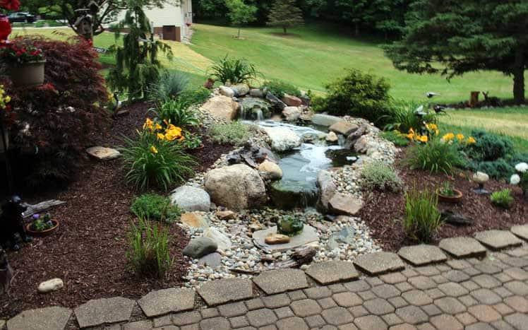 Winona-Lake-Pondless-waterfall-patio-stream_29