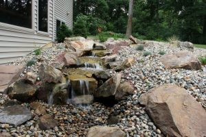 Columbia City Pondless Waterfall